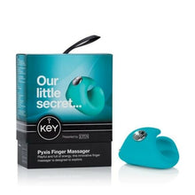 Load image into Gallery viewer, Pyxis Finger Massager Blue