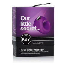 Load image into Gallery viewer, Pyxis Finger Massager Lavender