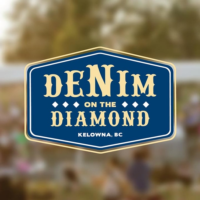 the hatch presents - Denim on the diamond