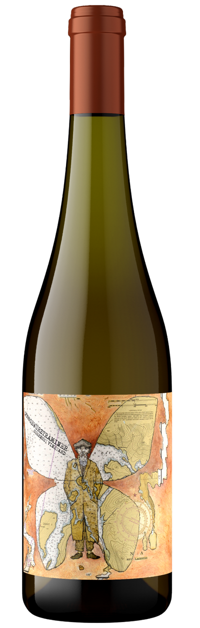 the hatch 2019 'hobo series' Gewurztraminer