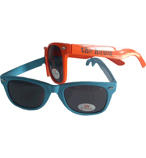 Sunglasses of The Hatch