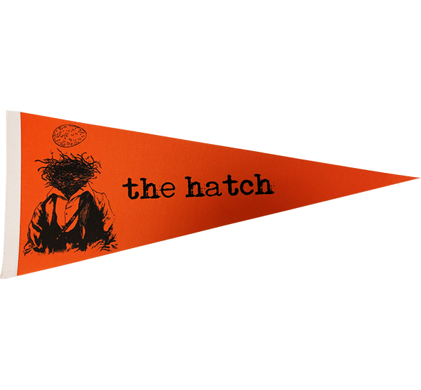 the hatch official pennant