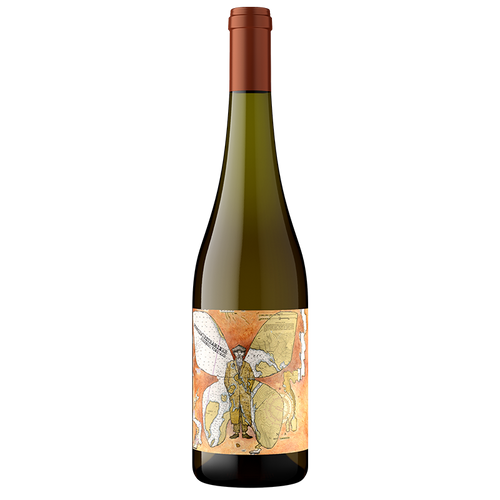 the hatch 2018 'hobo series' Gewurztraminer