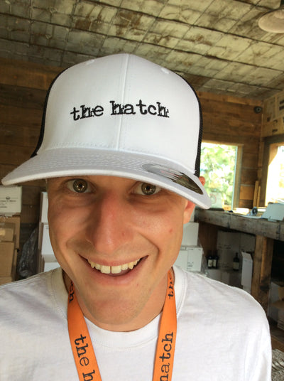 the hatch b&w truckington hat