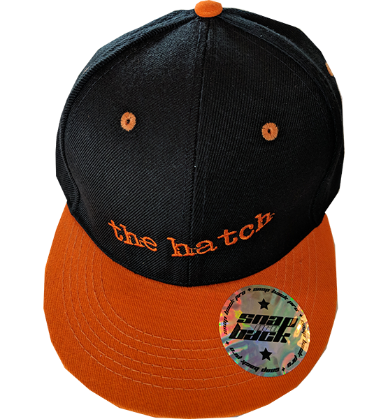 hatch snapback hats of love