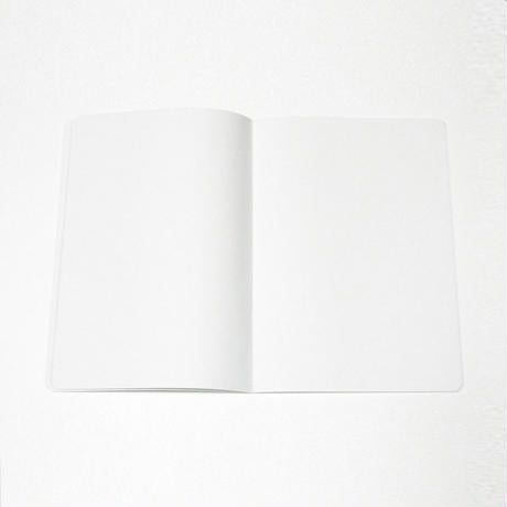 BLANK BOY (Notebook)