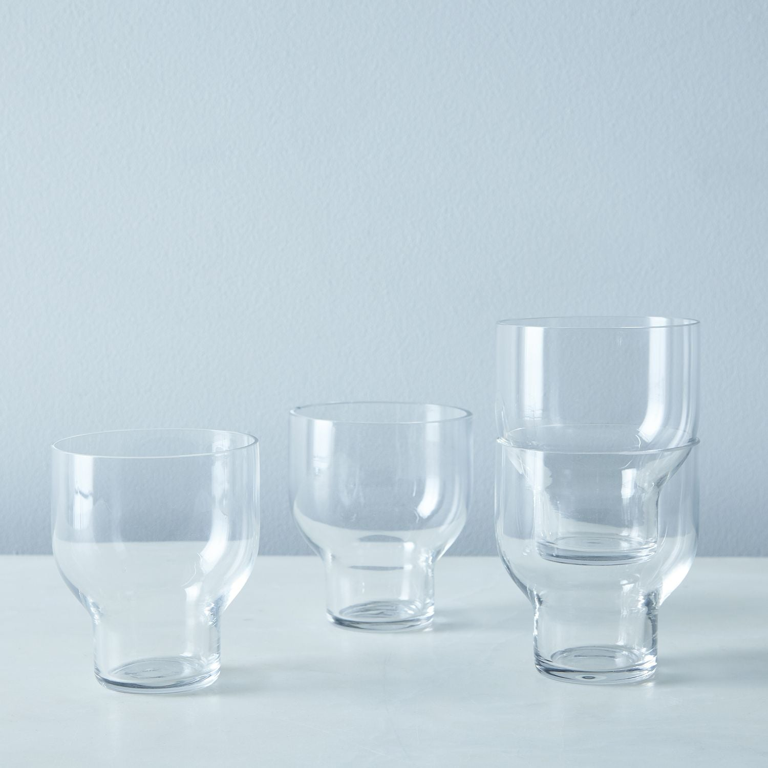 MENU Stackable Glass