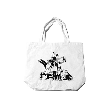 PEOPLE PLAY TOTEBAG