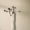 MENU Afteroom Coat Hanger (White & Chrome)