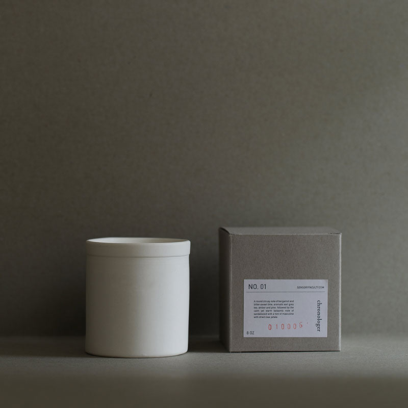 SENSORY FACULTY No.1 Chronologer Candle