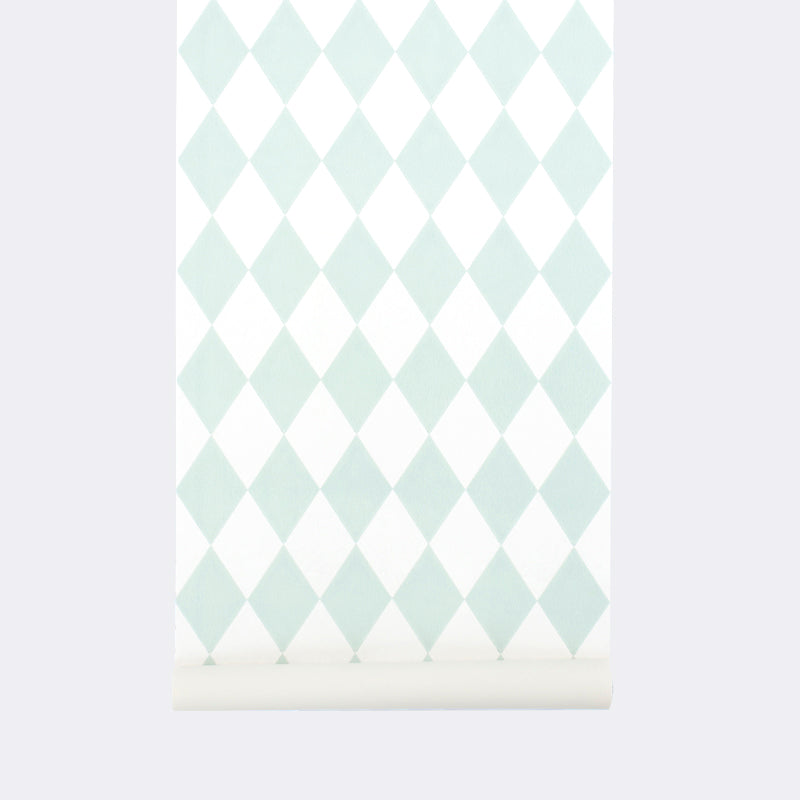 FERM LIVING - Harlequin Wallpaper