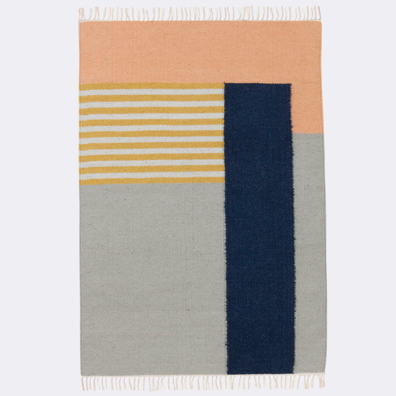FERM LIVING - Kelim Rug Large