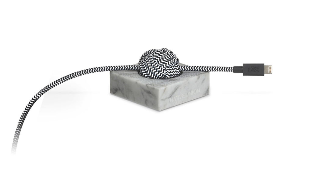 NATIVE UNION Night Cable Marble Edition
