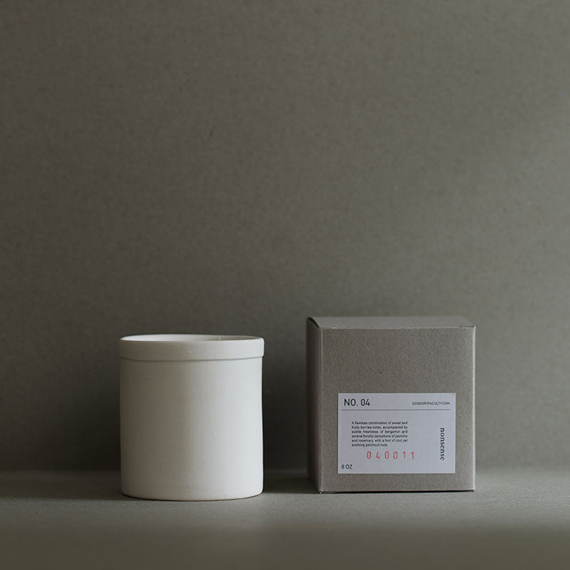 SENSORY FACULTY No.4 Nonsense Candle