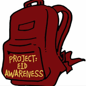 PROJECT: EID AWARENESS is nonprofit organization with a mission to educate schools across America and beyond on Eid.  We do this by encouraging families to approach their schools about decorating for the Muslim holiday!