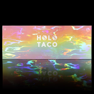 Holo Taco Pastel Rainbow Collection