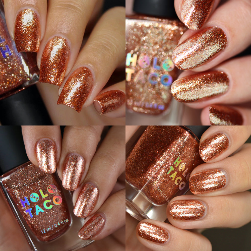 Frosted Metals Collection Set