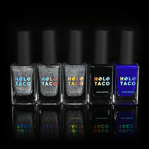 Holo Taco Launch Collection Set