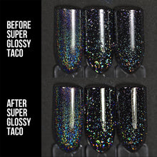Load image into Gallery viewer, Holo Taco Super Glossy Taco