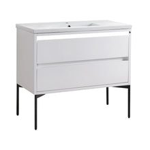 "Load image into Gallery viewer, 40"" Alex LED Vanity"