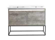 "Load image into Gallery viewer, 48"" Casey LED Vanity"