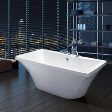 Load image into Gallery viewer, Monika SB-243 Acrylic Freestanding Bathtub