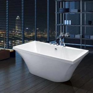Monika SB-243 Acrylic Freestanding Bathtub
