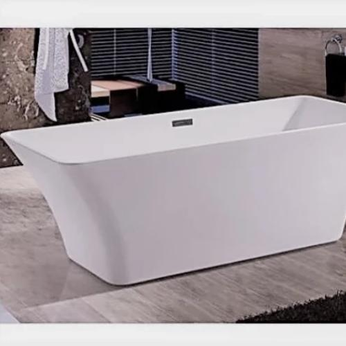 Mark SB-295 Acrylic Freestanding Bathtub
