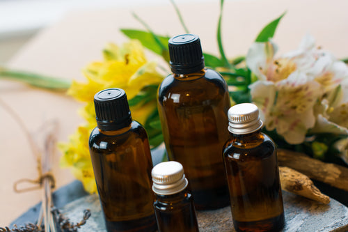 Calming Bath and Body Oil