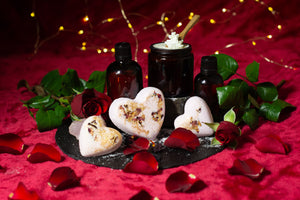 Sensual Bath and Body Oil