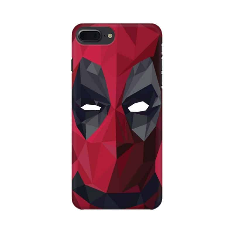 Deadpool Wallpaper Mobile Cover For Apple Iphone 8 Plus