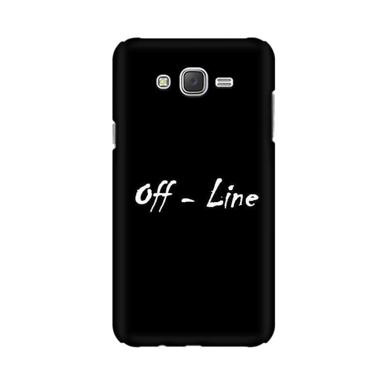 Off Line Wallpaper Mobile Cover For Samsung J5 2016