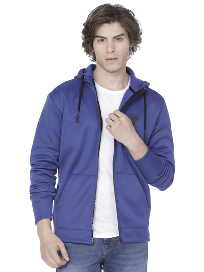 Electric blue hoodie - Voi Jeans Pant Online