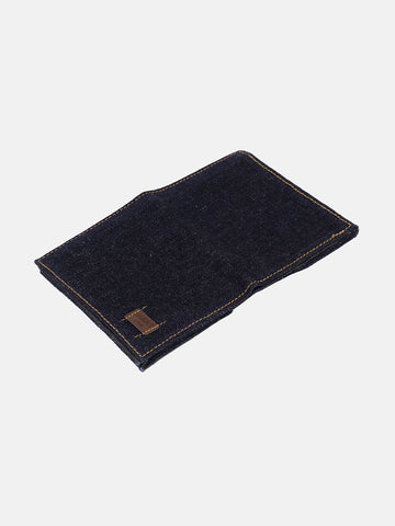 Wing- Easy handle Denim Wallet