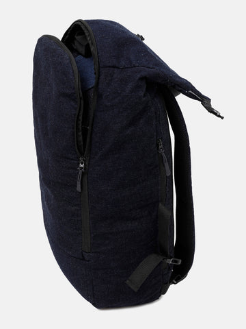 Brawn- A Denim backpack with huge baggage space.