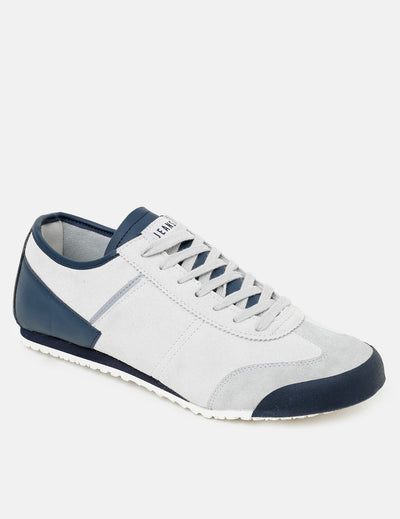 Voi Jeans Shoes - White/Blue