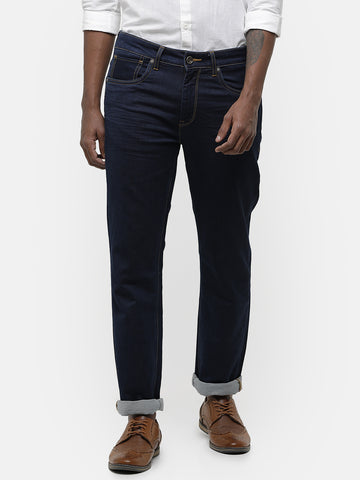 Men's Classic indigo regular fit denim