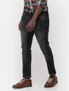 Men's Dark gray denim