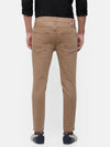 Men's Khaki tapered Denim