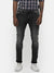 Men's Light charcoal denim with stretch