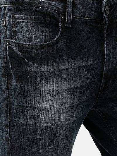 Black Rinse Denim