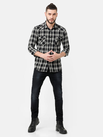Flannel Checks Shirt