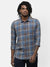 Men's Multi-tone casual checks  shirt