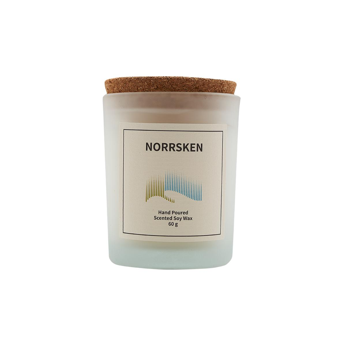 Norrsken Scented Soy Wax Candle-Vana Candles