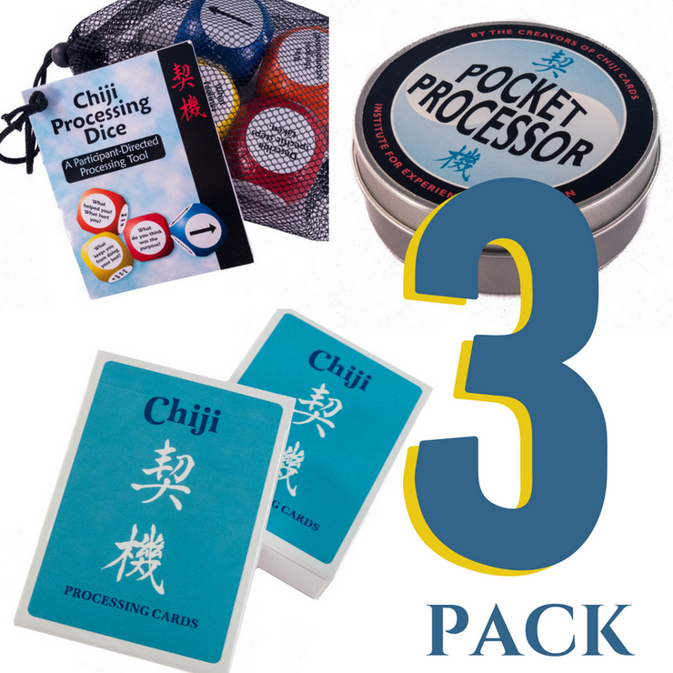 Chiji Three Pack