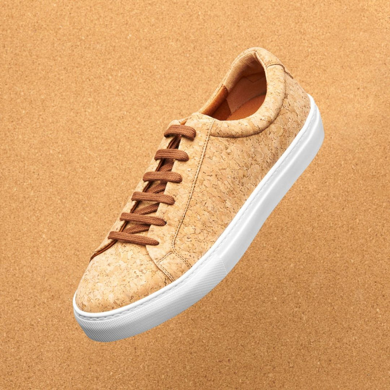 Women's Vegan Cork Shoes