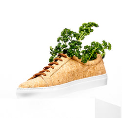 Men's Vegan Cork Shoes