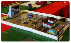 Lego Drive-In