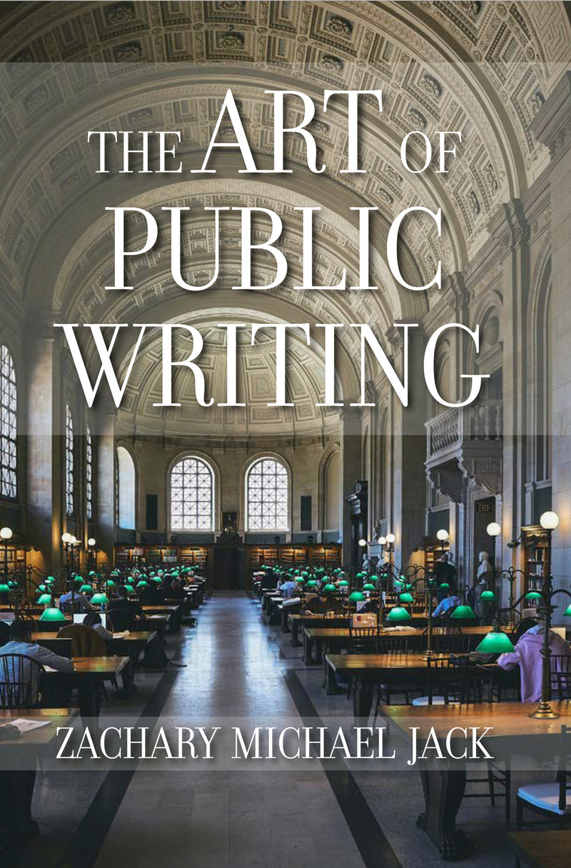 The Art of Public Writing