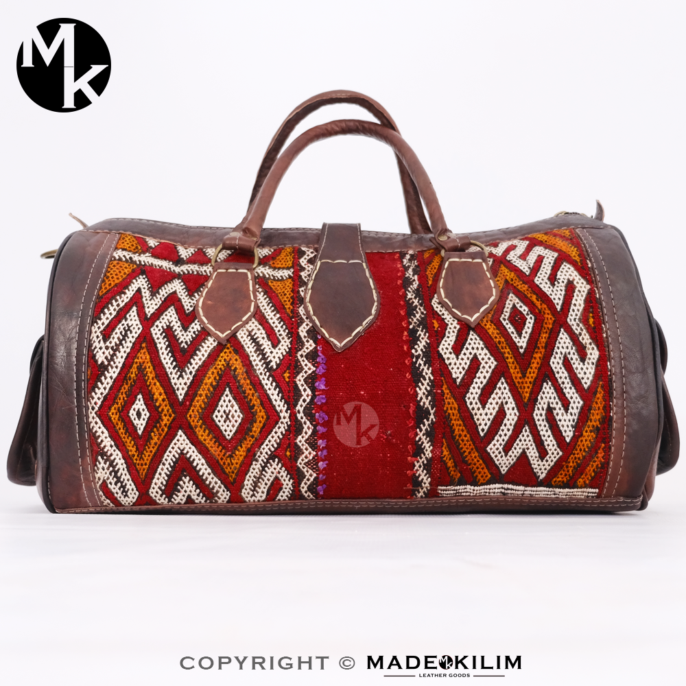 The New Madekilim Carpet bag